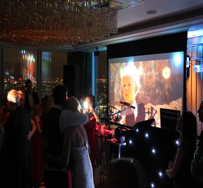 Personalise your Wedding at the Shangri-La Hotel on the Shard with Wedding DJ London