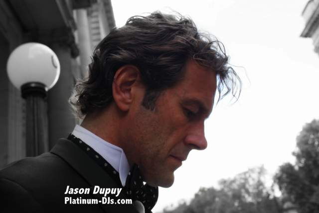 Wedding DJ Jason Dupuy is at One Great George Street in London