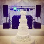 Wedding in London at the Four Seasons Hotel with DJ Jason Dupuy.