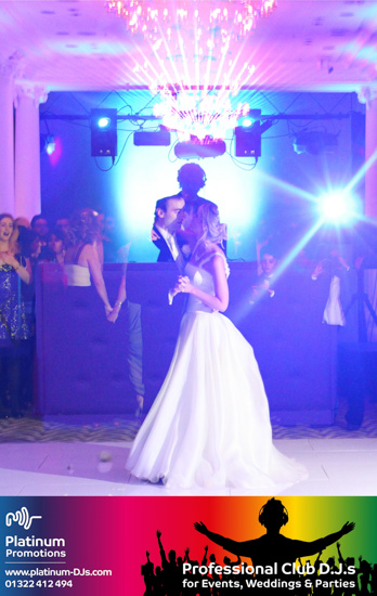 Quote for great Wedding DJ in London